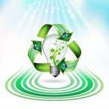 Bulbo de Eco Foto de Stock Royalty Free