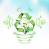 Bulbo de Eco Fotos de archivo libres de regalías