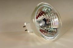 Bulbo de halógeno de 12 voltios Fotografía de archivo libre de regalías