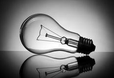Bulbo de lâmpada imagem de stock