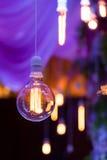 Bulbo de lâmpada Fotos de Stock Royalty Free