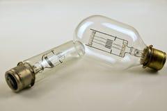 Bulbo de la luz eléctrica Foto de archivo