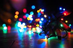 Bulbo de la Navidad Imagen de archivo libre de regalías