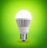 Bulbo do diodo emissor de luz fotografia de stock royalty free