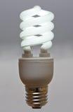 Bulbo fluorescente Fotografia de Stock