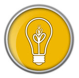 Bulbo, idéia, negócio, informação ilustração do vetor