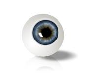 Bulbo oculare Immagini Stock