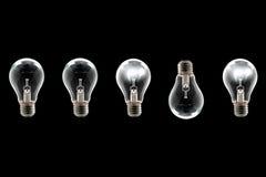 Bulbos imagen de archivo