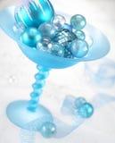 Bulbos de la Navidad Imagen de archivo