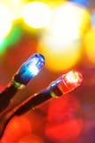 Bulbos de Llight Fotos de Stock