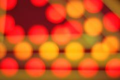 Bulbos del Año Nuevo Imagen de archivo
