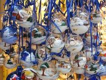 Bulbos del invierno Imagen de archivo libre de regalías