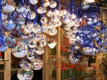 Bulbos del invierno Foto de archivo libre de regalías