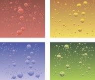 Bulbos del vector Fotografía de archivo libre de regalías