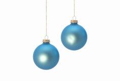Bulbos do Natal Fotos de Stock Royalty Free