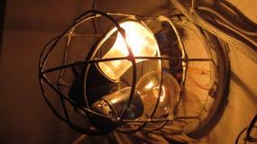 Bulbos en la escalera Foto de archivo