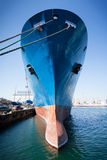 Bulbous bow Royalty Free Stock Photos