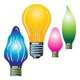 Bulbs Royalty Free Stock Photo
