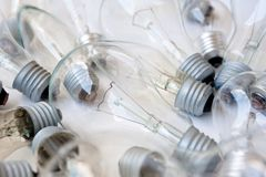 Bulbs Royalty Free Stock Image