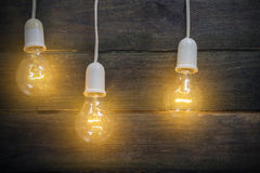 Bulbs Royalty Free Stock Photo