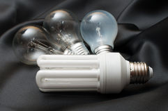 Bulbs Royalty Free Stock Photography