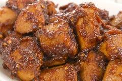 Buldak / Fire Chicken stock image