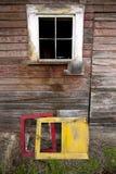 bulding сторона рамок старая Стоковое Фото