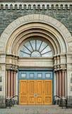Bulding arkitektur för klosterbroder - kyrklig konst Fotografering för Bildbyråer
