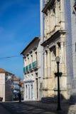 Buldings der Stadt Aveiro, Portugal Stockfotos