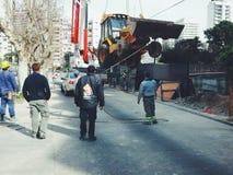 buldożer Zdjęcie Stock