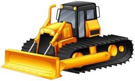 buldożer ilustracji