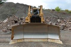 buldożer jaskini kamień Zdjęcie Royalty Free