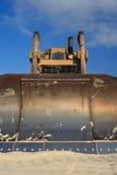 buldożer budowy Zdjęcia Stock