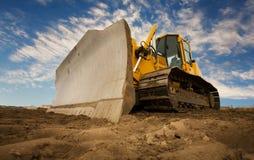 buldożer Fotografia Stock