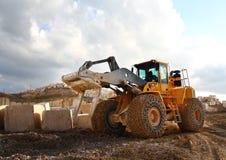 buldozer łup obrazy royalty free