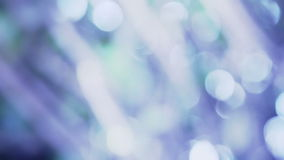 Bule bokeh background. Soft and light bokeh background stock video footage