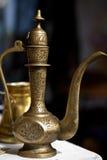 Bule do Oriente Médio Imagem de Stock
