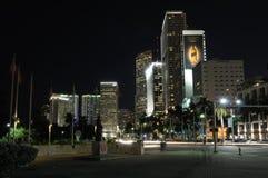 Bulevar de Biscayne en Miami Imagen de archivo libre de regalías