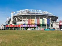 Bulevar de la arena, Amsterdam Zuidoost, Países Bajos Imagen de archivo