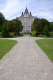 Bulevar del castillo fotografía de archivo