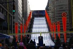 Bulevar do Super Bowl - New York City Imagens de Stock Royalty Free