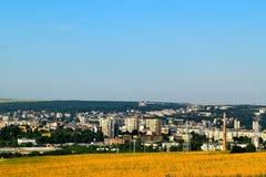 Bulgária, Pleven, relaxa, beleza, história, cidade Fotografia de Stock