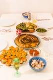 Bulgaars Kerstavondfeest Royalty-vrije Stock Afbeelding