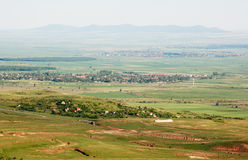 Bulgaars land stock fotografie