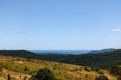 Bulgaars landschap Royalty-vrije Stock Afbeeldingen