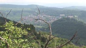 Bulgaars platteland stock videobeelden