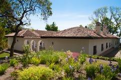 Bulgaarse chateau Stock Fotografie