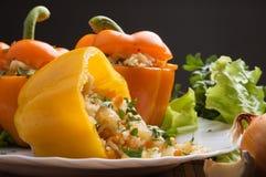 Bulgaarse keukenschotel Royalty-vrije Stock Fotografie