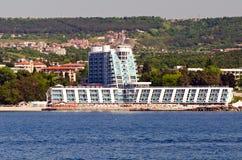 Bulgaarse overzeese toevlucht Stock Fotografie