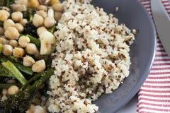 Bulgar and Quinoa Mix Royalty Free Stock Image